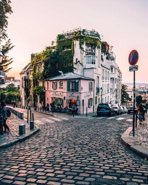 Montmartre by @davideor94 from travelandleisure