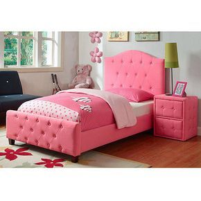 Details About Twin Size Metal Bed Frame Upholstered