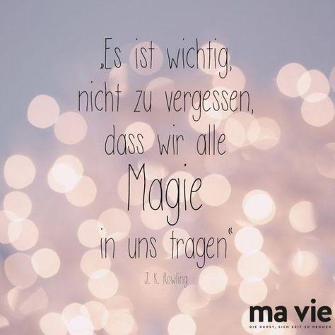 Macht euer Leben zauberhaft😊 Zitat / Spruch / Weisheit / J. K. Rowling / Harry Potter - Petra Busch,  #Busch #Euer #harry #leben #macht #Petra #potter #rowling #spruch #Weisheit #zauberhaft #zitat