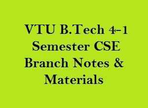 Pdf sem vtu 7th be ece notes