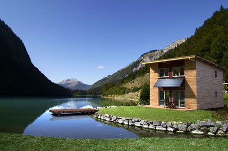 8 best MAISON images on Pinterest Homes, Modern homes and Wood facade