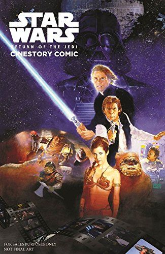 Epub Free Star Wars Return Of The Jedi Cinestory Comic Collectors Edition Pdf Download Free Epub Mobi Ebooks Free Ebooks Download Star Wars Ebook