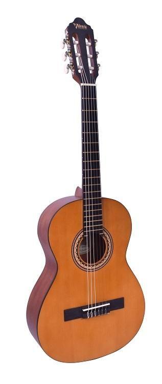 Valencia Vc203h 3 4 Thin Neck Hybrid Student Classical Guitar In 2020 Classical Acoustic Guitar Classical Guitar Guitar