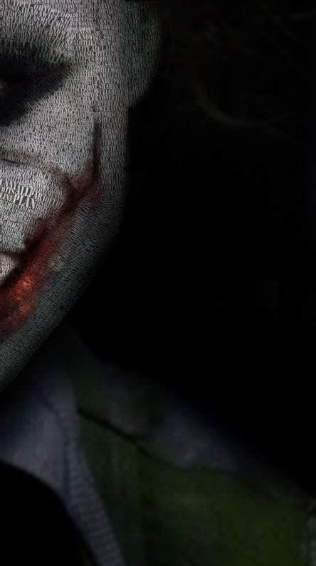 Black Joker Wallpaper Zedge In 2020 Joker Wallpapers Black Joker Joker Hd Wallpaper