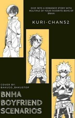 BNHA Boyfriend Scenarios - When He Gets Sick | bnha
