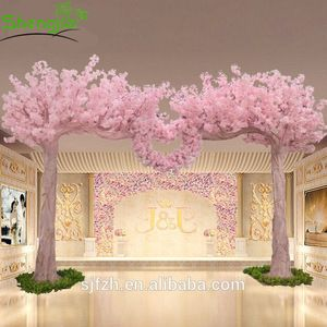 Source 2016 Factory Wholesale Lifelike Artificial Cherry Blossom Tree Wedding Arches For Sale On Indoor Wedding Decorations Cherry Blossom Wedding Wedding Arch