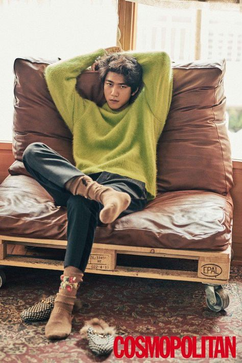 Sung Joon is Featured in Cosmopolitan Magazine | Koogle TV