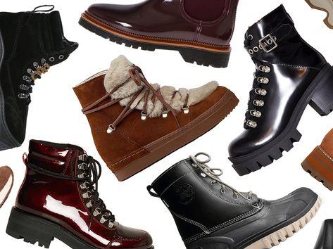 snygga varma boots