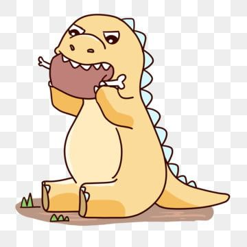 Little Dinosaur Illustration Eating Meat Yellow Dinosaur Cartoon Illustration Dinosaur Illustration Png Transparent Clipart Image And Psd File For Free Downl In 2021 Dinosaur Illustration Cartoon Illustration Cute Pink Background
