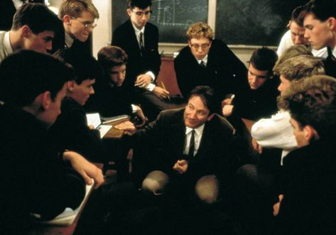 dead poets society lit essay Essay picnic at hanging rock dead poets society bend it like beckham bend it like beckham strictly ballroom six degrees of separartion poetry chaucer.