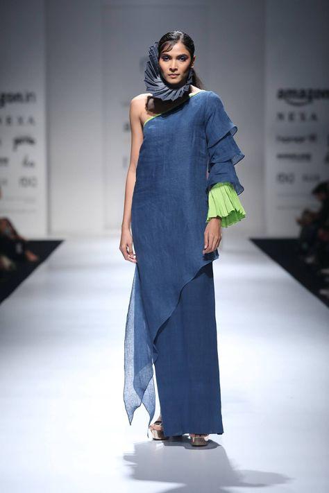Wendell Rodricks - Amazon India Fashion Week SS 18 - 11