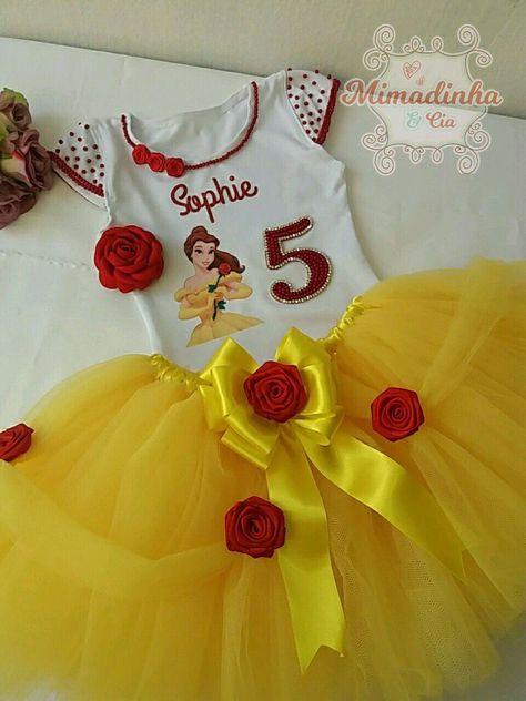 Baby vestido mickey mouse tul vestido vestido de niña firmemente vestido flores chica princesa