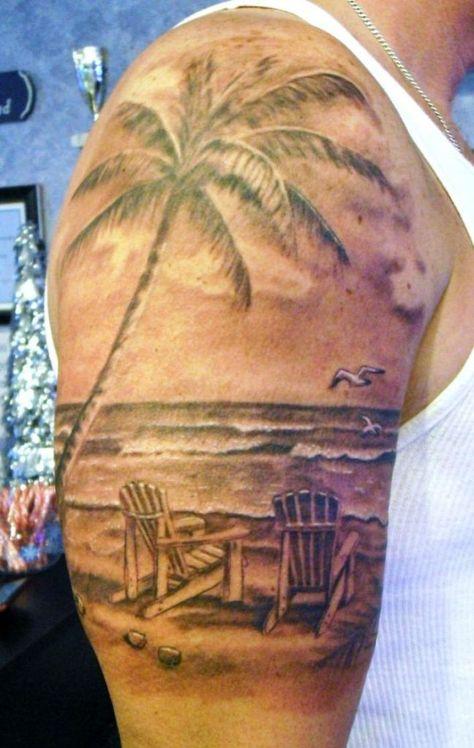 Key West Tattoo Ideas : tattoo, ideas, Tattoo, Ideas, Tattoos,, Beach, Tattoo,, Tattoos