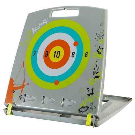30€ décathlon PRECISION Tir à l'arc - CIBLE TIR A L'ARC SOFTARCHERY GEOLOGIC