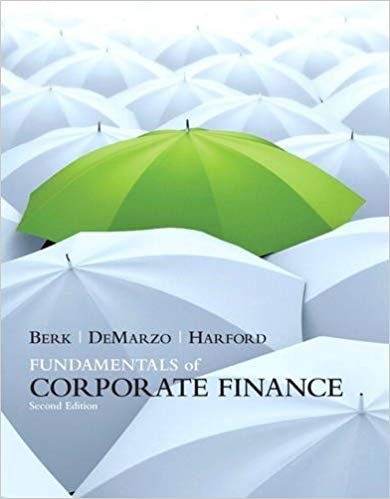 Fundamentals Of Corporate Finance 2nd Edition Isbn 13 978 0132148238 Ebookschoice Com Finance How To Speak French Textbook