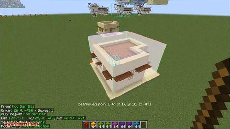 Minecraft Schematic Mod 1152 Minecraft Minecraft Mods Mod