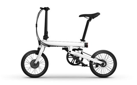 Free Shipping 16 Inch Smart Folding Electric Bike Hybrid Power Bike