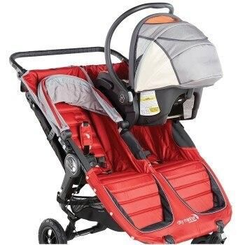 Baby Jogger City Mini Gt Double, Baby Jogger Double Stroller Chicco Car Seat Adapter