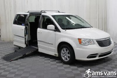 Used 2011 Chrysler Town And Country Touring Wheelchair Van