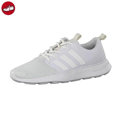 adidas NEO Herren Sneaker Cloudfoam Swift Racer Ftwr White