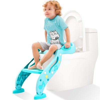 Strange Top 10 Best Potty Training Seats For Baby In 2019 Reviews Caraccident5 Cool Chair Designs And Ideas Caraccident5Info