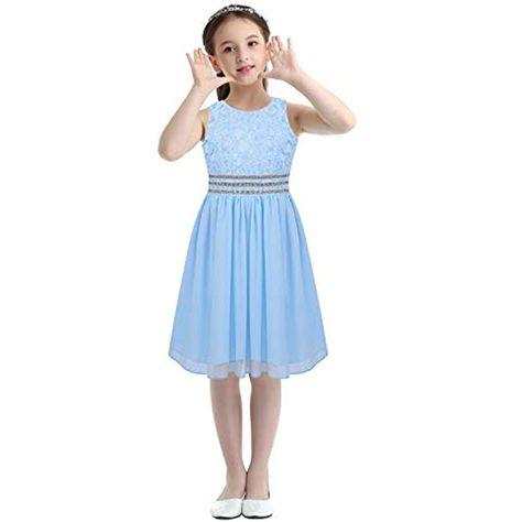 Vestiti Cerimonia 14 Anni.Tiaobug Bambina Ragazza Vestito Da Cerimonia Principessa Abito Da