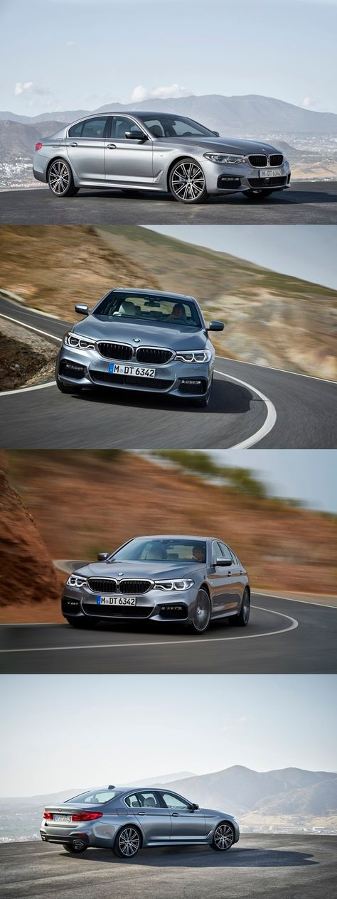 Naias 2017 India Bound New Bmw 5 Series Unveiled Bmw 5 Series