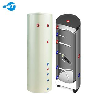 High Class Split Stainless Steel Hot Water Tank Water Tank Hot Water Hot Water Tanks