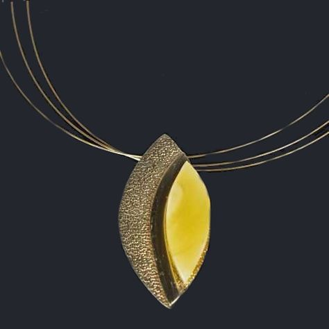 8mm x 30mm Jewel Tie 14k Yellow Gold Goalie Stick Pendant Charm