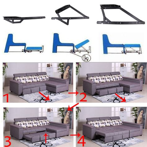 Fabulous Details About Sofa Bed Bedding Diy Furniture Mechanism Lift Andrewgaddart Wooden Chair Designs For Living Room Andrewgaddartcom