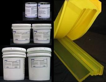 Mold Making Urethane Rubber Polytek 74-45   Art (Resin