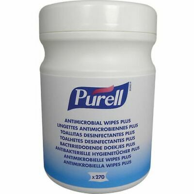 Sponsored Ebay Gojo 9213 06 Purell Antimicrobial Wipes Plus Tub