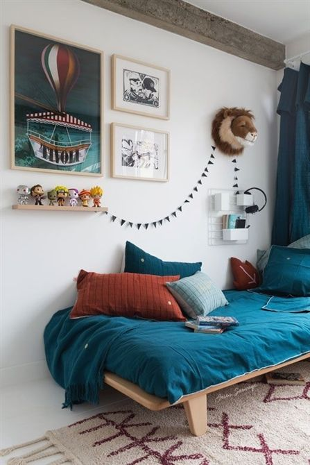 La Chambre De Lou 12 Ans Hometour Kids Room Decor Kids Bedroom Colorful Kids Room Playroom Scandinavia Home Decor Bedroom Simple Bedroom Kids Room Design