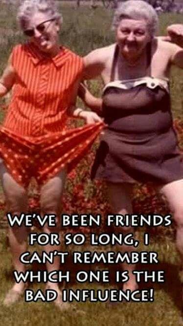 44 Ideas Happy Birthday Funny Friendship Humor Old Ladies 44 Ideas Happy Birthday Funny F Friendship Humor Happy Birthday Funny Birthday Quotes For Best Friend