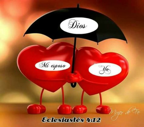 Mi esposo + Dios + Yo♡