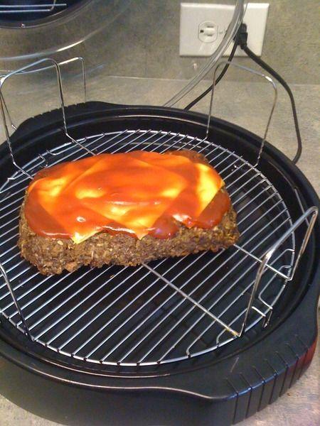 Nuwave Meatloaf Recipe Nuwave Oven Recipes Convection Oven Recipes Halogen Oven Recipes