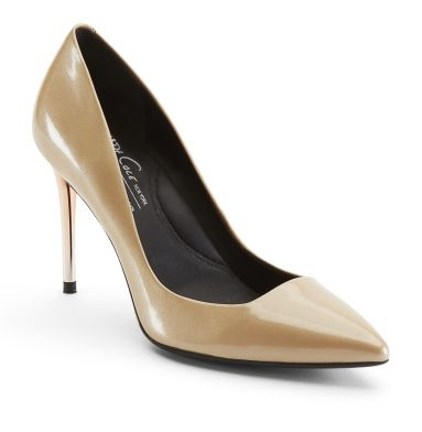 Parkville Patent Leather Pump - Kenneth Cole