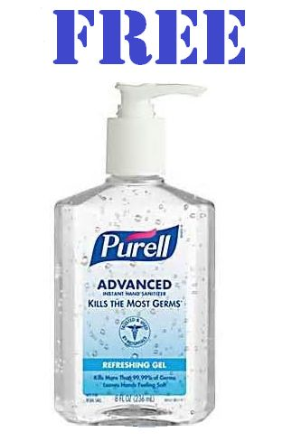 Purell Refreshing Gel Advanced Hand Sanitizer 12 Fl Oz Hand