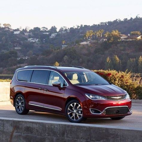 The Ultimate Road Trip Vehicle All New 2017 Chrysler Pacifica