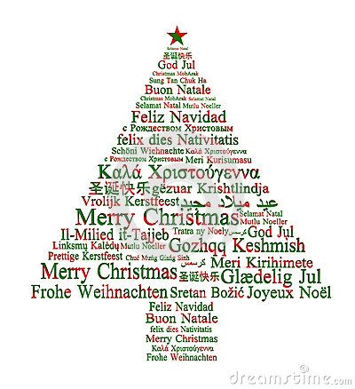 photograph relating to Merry Christmas in Different Languages Printable identify Pinterest