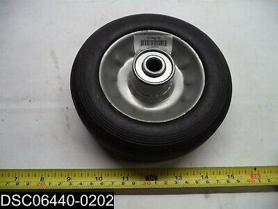 1nwy3a Grainger 6 X 1 3 4 X 1 2 Solid Rubber Caster Wheel In 2020 Rubber Caster Wheels Casters Wheels Caster