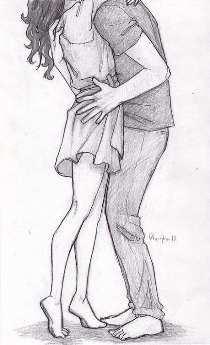 Love Couple Sketch : couple, sketch, Ideas, Drawing, Couple, Cuddling, Drawings, Tumblr,, Love,