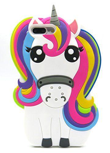 coque iphone 7 plus silicone fille