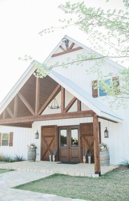 Pin By Joni Day On Barndominium In 2020 Barn House Plans House Exterior Barn House