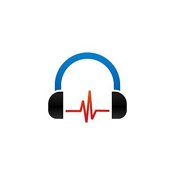 Headphone And Note Music Logo And Icon Design Template Music Clipart Music Icons Logo Icons Png And Vector With Transparent Background For Free Download Music Logo Music Logo Design Music Headphones