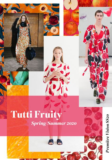 Première Vision Spring/Summer 2020 Print & Pattern Trend Report The Patternbank team traveled to Paris this February to absorb and experience the Première Vision's Spring/Summer 2020 show.