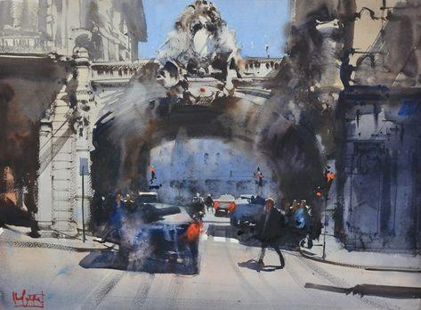 Alvaro Castagnet, Genoa