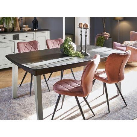 Sejour Seraphine Le Geant Du Meuble En 2020 Decoration Maison Table Salle A Manger Mobilier De Salon