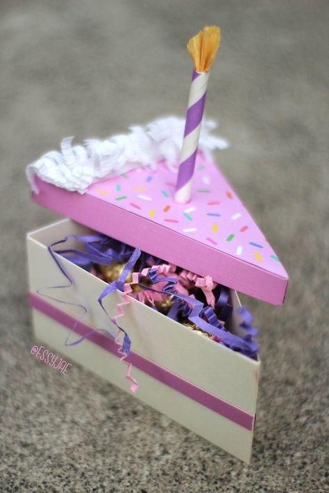 3d Birthday Cake, Bff Birthday Gift, Diy Birthday Box, Birthday Surprises, Birthday Crafts, Boyfriend Birthday, 21st Birthday, Diy Crafts For Gifts, Fathers Day Crafts