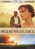 Pride & Prejudice [WS] [DVD] [Eng/Fre/Spa] [2005], DVD28072
